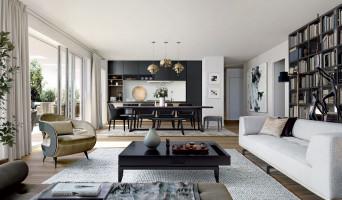 Marseille programme immobilier neuve « Isadora »  (4)