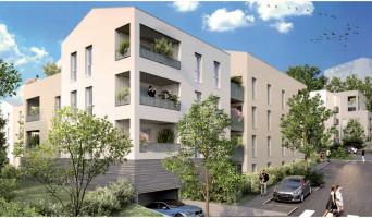 Gleizé programme immobilier rénové « Fil'Harmony » en loi pinel