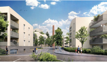 Gleizé programme immobilier neuve « Fil'Harmony » en Loi Pinel  (2)