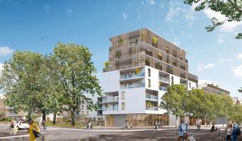 Nantes programme immobilier rénové « Les Marquises » en loi pinel