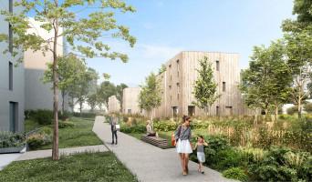 Nantes programme immobilier neuve « Les Marquises » en Loi Pinel  (2)