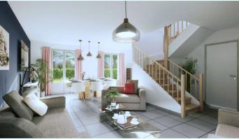 Brebières programme immobilier neuve « Le Domaine des Moulins »