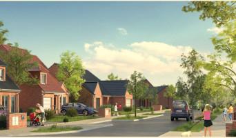 Brebières programme immobilier neuve « Le Domaine des Moulins »  (2)