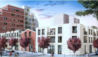 Saint-Ouen-sur-Seine programme immobilier neuf «  n°216574 » en Loi Pinel