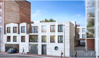 Saint-Ouen-sur-Seine programme immobilier neuve « Programme immobilier n°216574 » en Loi Pinel  (2)