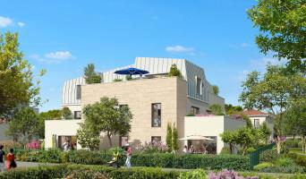 Gradignan programme immobilier rénové « Domaine du Haut Vigneau » en loi pinel