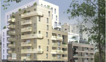 Rennes programme immobilier rénové « Le Flore » en loi pinel