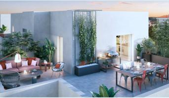 Lyon programme immobilier rénové « Citynov » en loi pinel