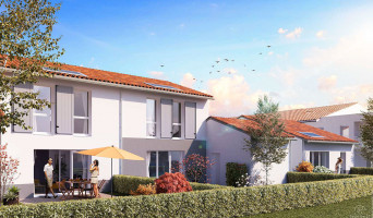 Rochefort programme immobilier neuve « Les Jardins de Colbert »