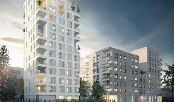 Lyon programme immobilier rénové « Interface » en loi pinel