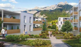 Sallanches programme immobilier rénové « Agate » en loi pinel