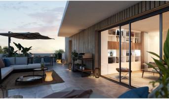 Montpellier programme immobilier rénové « Apsara » en loi pinel