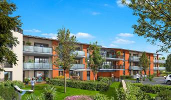 Castanet-Tolosan programme immobilier neuve « Central Place »