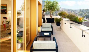 Viroflay programme immobilier neuve « 7 Leclerc » en Loi Pinel  (2)