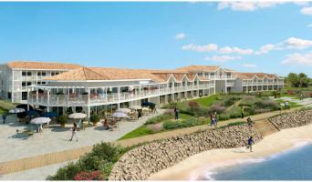 Mimizan programme immobilier neuve « Les Balcons des Pêcheurs »