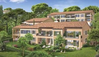 Cogolin programme immobilier neuve « L'Horizon » en Loi Pinel  (2)