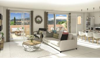 Cogolin programme immobilier neuve « L'Horizon » en Loi Pinel  (3)