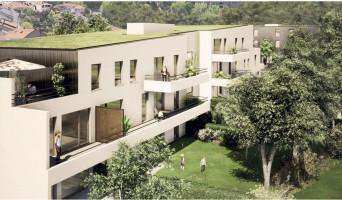 Laxou programme immobilier rénové « L'Intemporel » en loi pinel