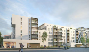 Lille programme immobilier neuf « Iter Vitae » en Loi Pinel