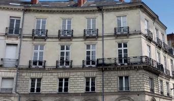 Nantes programme immobilier rénové « Les Rotondes Saint-Gabriel » en loi pinel