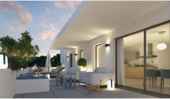 Montpellier programme immobilier neuve « Domaine du Parc »  (2)