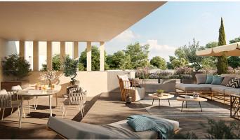 Bordeaux programme immobilier rénové « Carré Capucins » en loi pinel