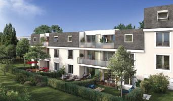 Melun programme immobilier rénové « Le 58 Briand » en loi pinel