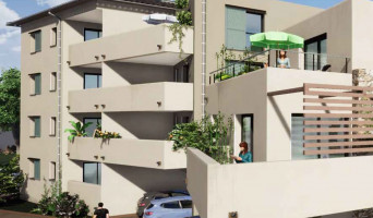 Calvi programme immobilier neuve « Elisa » en Loi Pinel  (3)