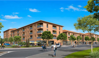 Saint-Jory programme immobilier neuve « Le XV »