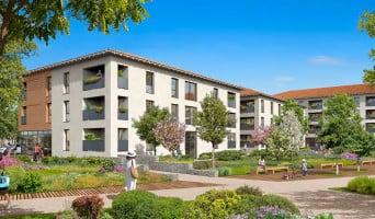 Saint-Jory programme immobilier neuve « Le XV »  (2)