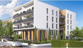 Thonon-les-Bains programme immobilier neuf « Sens'City » en Loi Pinel