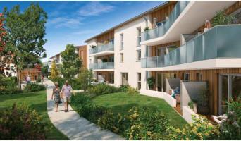 Toulouse programme immobilier neuve « Villa Serena » en Loi Pinel