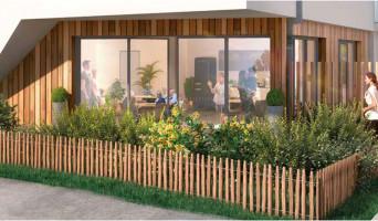 Toulouse programme immobilier neuve « Villa Serena » en Loi Pinel  (2)