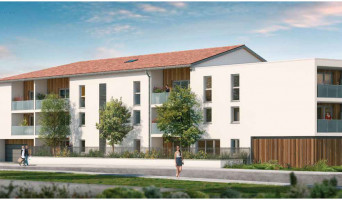 Toulouse programme immobilier neuve « Villa Serena » en Loi Pinel  (4)