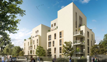 Lyon programme immobilier rénové « Auguste et Louis » en loi pinel