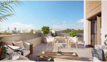 Lyon programme immobilier neuve « Auguste et Louis »  (2)