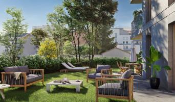 Lyon programme immobilier neuve « Auguste et Louis »  (3)