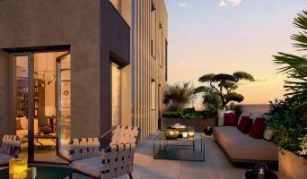 Vernouillet programme immobilier neuf « Les Allées du Parc » en Loi Pinel