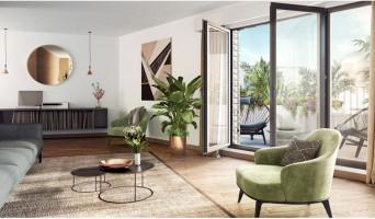 Châtenay-Malabry programme immobilier rénové « Côté Jardin » en loi pinel