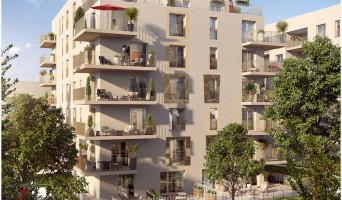 Châtenay-Malabry programme immobilier neuve « Côté Jardin » en Loi Pinel  (2)