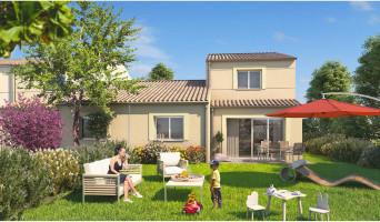 Pins-Justaret programme immobilier rénové « Les Jardins de Cassiopée » en loi pinel