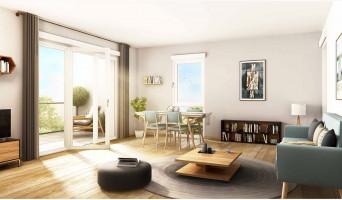 Angers programme immobilier neuve « Coeur Capucins »