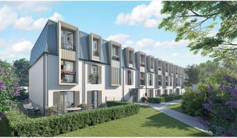 Fontainebleau programme immobilier neuve « Les Jardins de Marie »