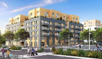 Massy programme immobilier rénové « Coeur Atlantis 2 » en loi pinel