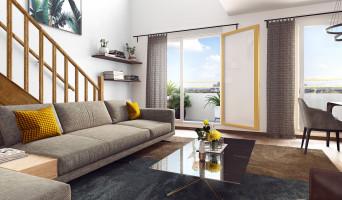 Massy programme immobilier neuve « Coeur Atlantis 2 » en Loi Pinel  (3)