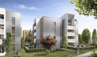 Toulouse programme immobilier neuf « Infinity » en Loi Pinel