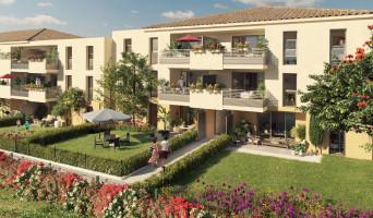 Le Luc programme immobilier rénové « Le Domaine des Vignes » en loi pinel