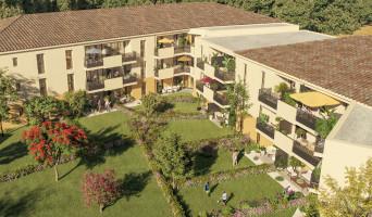 Le Luc programme immobilier neuve « Le Domaine des Vignes »  (2)