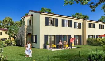 Calenzana programme immobilier neuve « La Dimora »  (2)