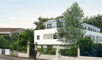 Bordeaux programme immobilier neuve « Villa Hortense » en Loi Pinel  (2)
